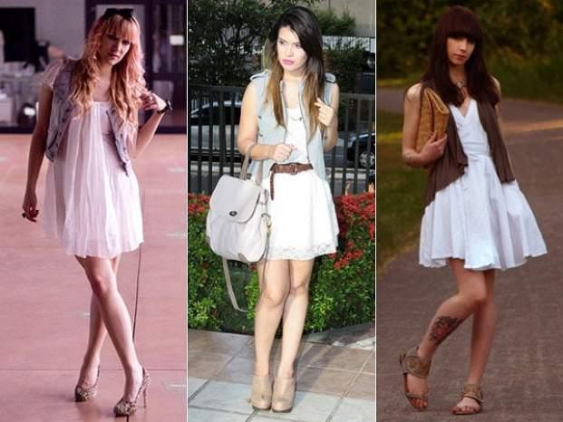 vestidobranco007 - Street Style: Guia de estilo de rua