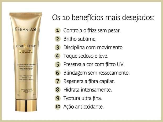 BB Cream Kerastase - Kérastase Elixir: mude seus cabelos