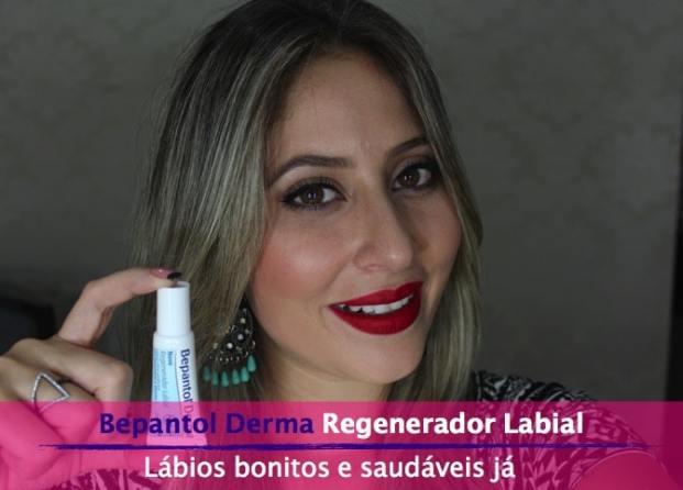 bepantol - Bepantol® Derma Regenerador Labial Resenha