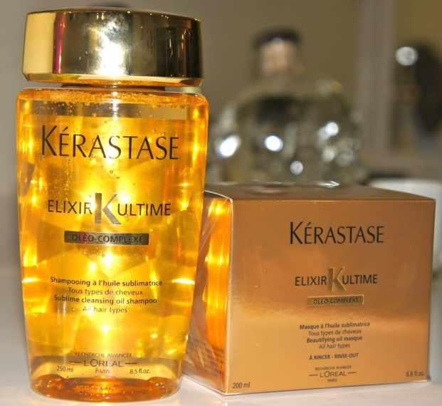 kerastase shampoo elixir ultime x 250 ml oferta 5577 MLA4494539759 062013 F - Kérastase Elixir: mude seus cabelos