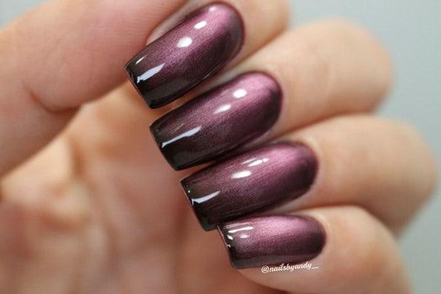 acai black 9 assinado 1024x683 - Esmalte degradê Bruna Marquezine - cores incríveis