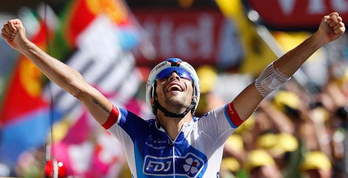 Thibaut Pinot wint op Alpe d'Huez | Tour de France 2015