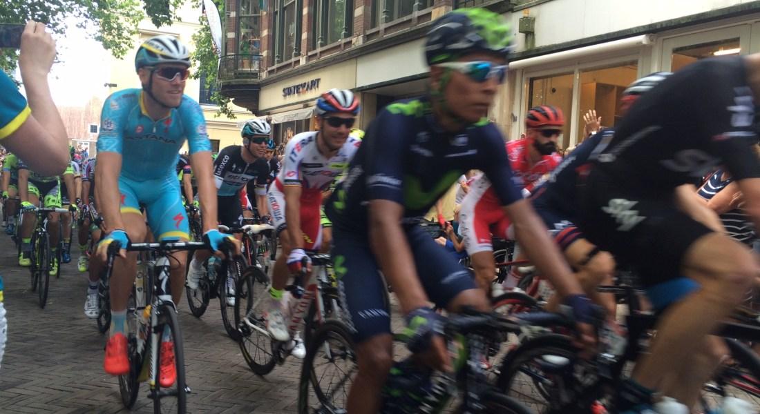 Tour de France 2015 etappe 2