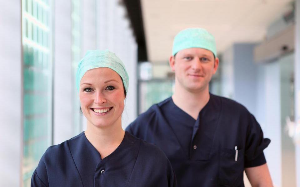 Medewerkers Elisabeth-TweeSteden Ziekenhuis