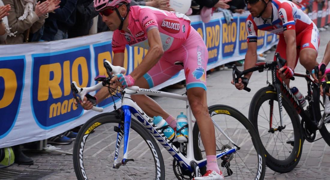 Nibali won de Giro d'Italia 2013