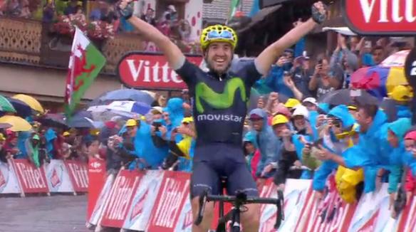 Jon Izagirre wint twintigste etappe Tour de France