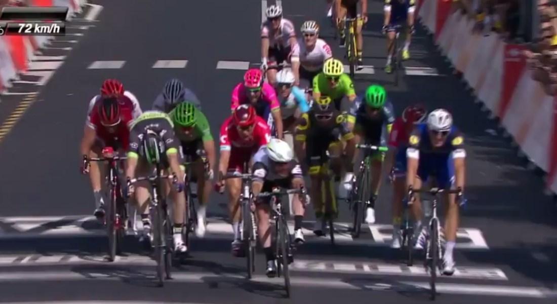 Derde etappezege Cavendish in Tour de France 2016