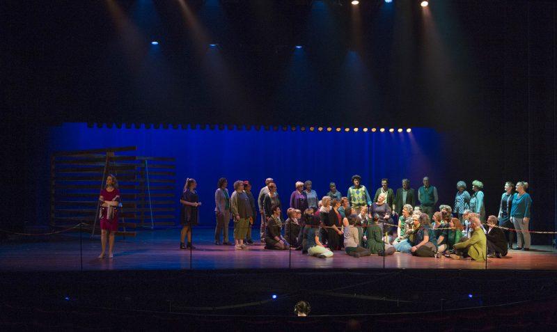 ETZ-musical Buitengewoon. Foto: Ellen den Ouden, fotografie Elisabeth-TweeSteden Ziekenhuis
