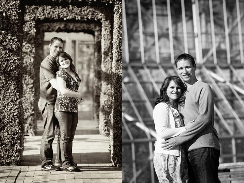 Walker Art Center Minneapolis Sculpture Garden Wedding Photography