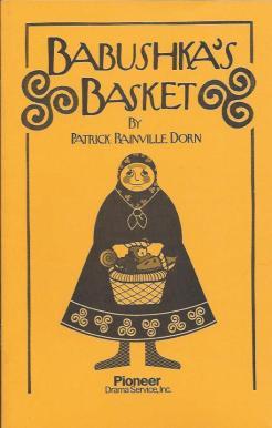 Babushka's Basket Cover
