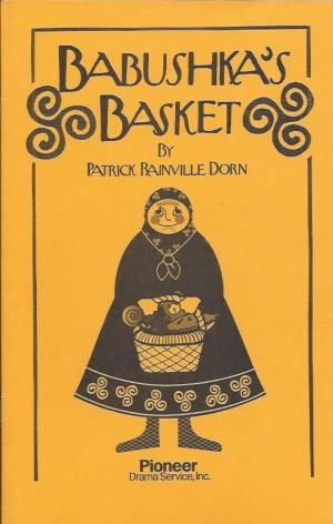 Babushka's Basket Cover