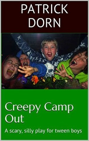 Creepy Camp Out Cover