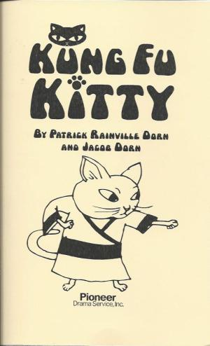 Kung Fu Kitty Cover