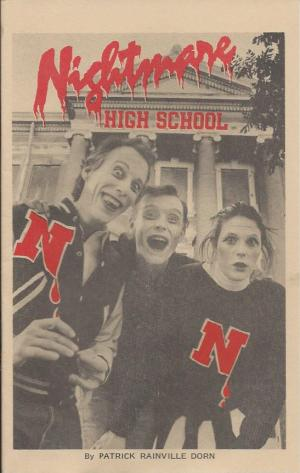 Nightmare High School Cover
