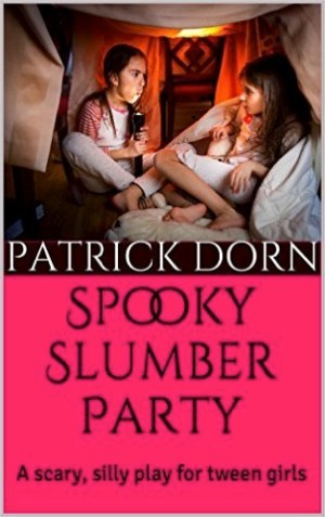 Spooky Slumber Party Cover