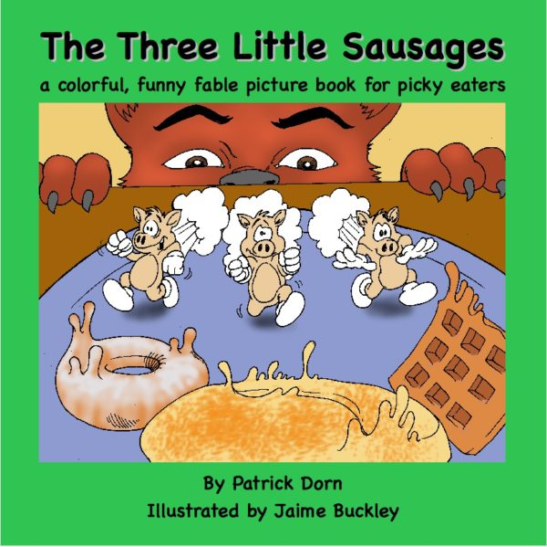 Three Little Sausages Cover
