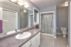 Lower Level Shared Bathroom