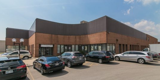 752 Cochrane Drive, Markham | 21,543 SF Lease Extension