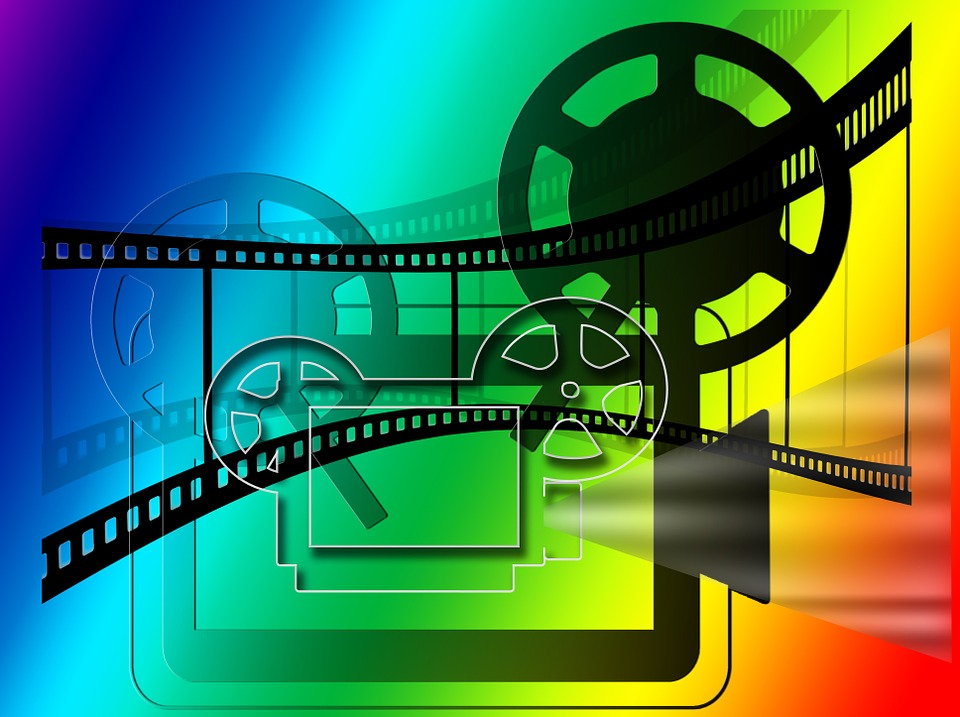 Logo for film