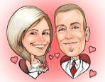 caricature_couple