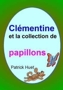 Clémentine et la collection de papillons