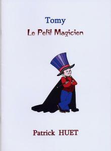 Tomy le petit magicien et la clef de la chambre