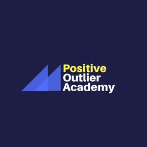 The Positive Outlier Academy Logo