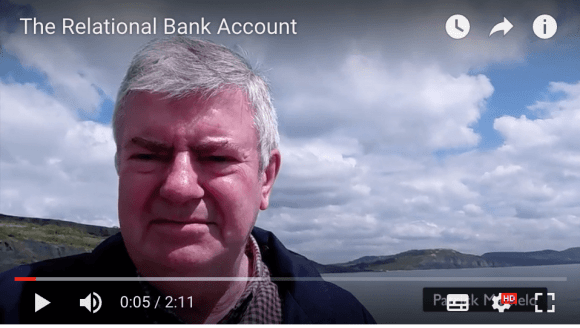 Relational Bank Account Video