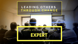 Leading Others through Change