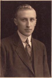 Jean Ryckaert, May 1916.