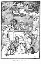 Frontis piece by Frank Calderon