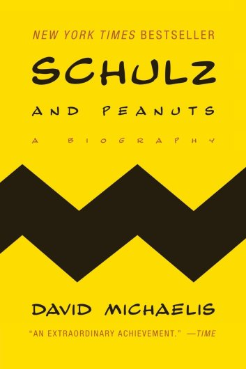 Schulz and Peanuts Front Cover