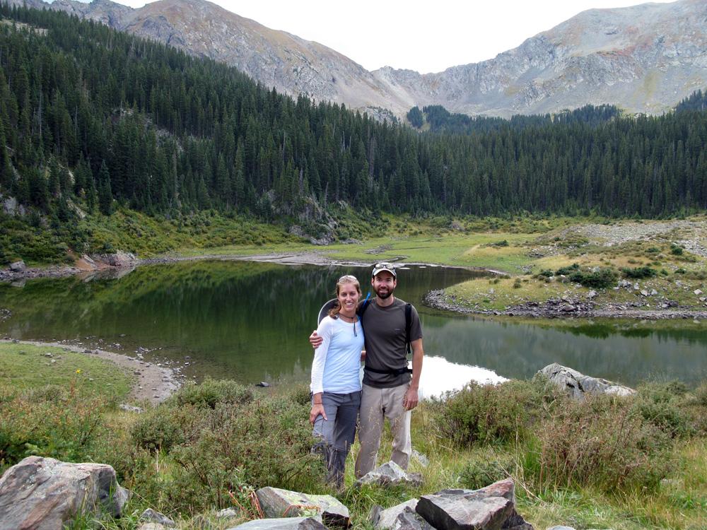 We made it to Williams Lake.