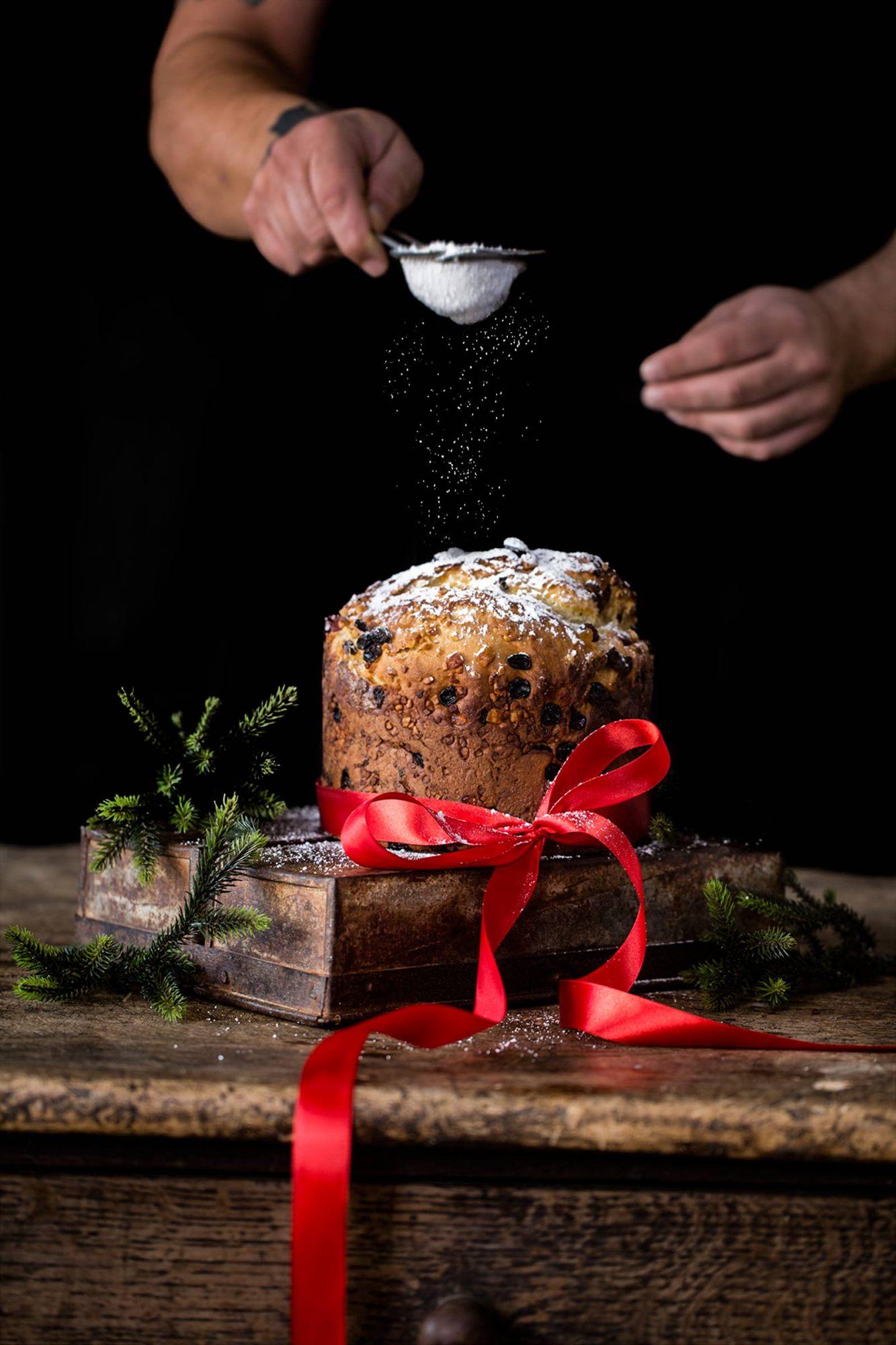 Weihnachtsbäckerei - cover