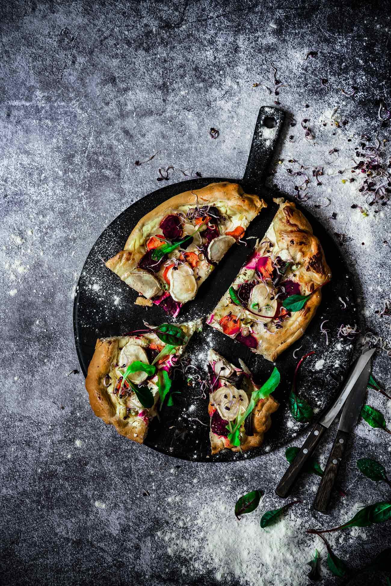 Winter Pizza