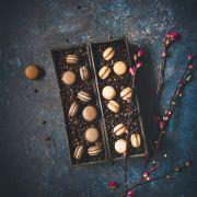 Kaffee Macarons