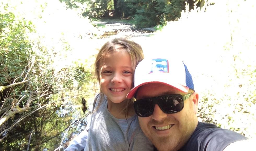 redwoods, kids, parenting