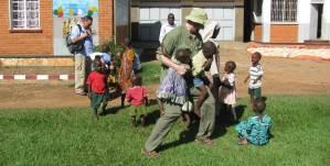 Patrick in Uganda