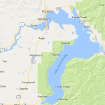 Waterfront Property on Lake Pend Oreille and River: Sandpoint