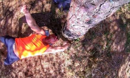 Forrest Yoga:)