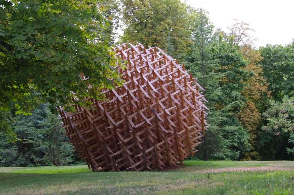 l'art à Chaumont-sur-Loire