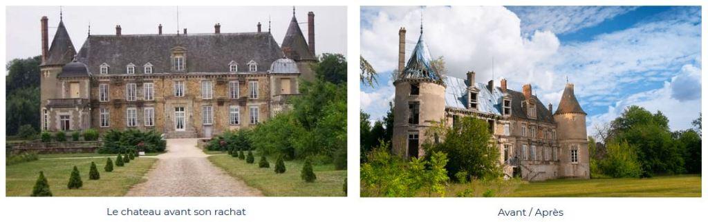 le château du Duc d'Epernon