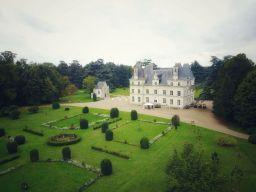 le chateau de la Galoisiere