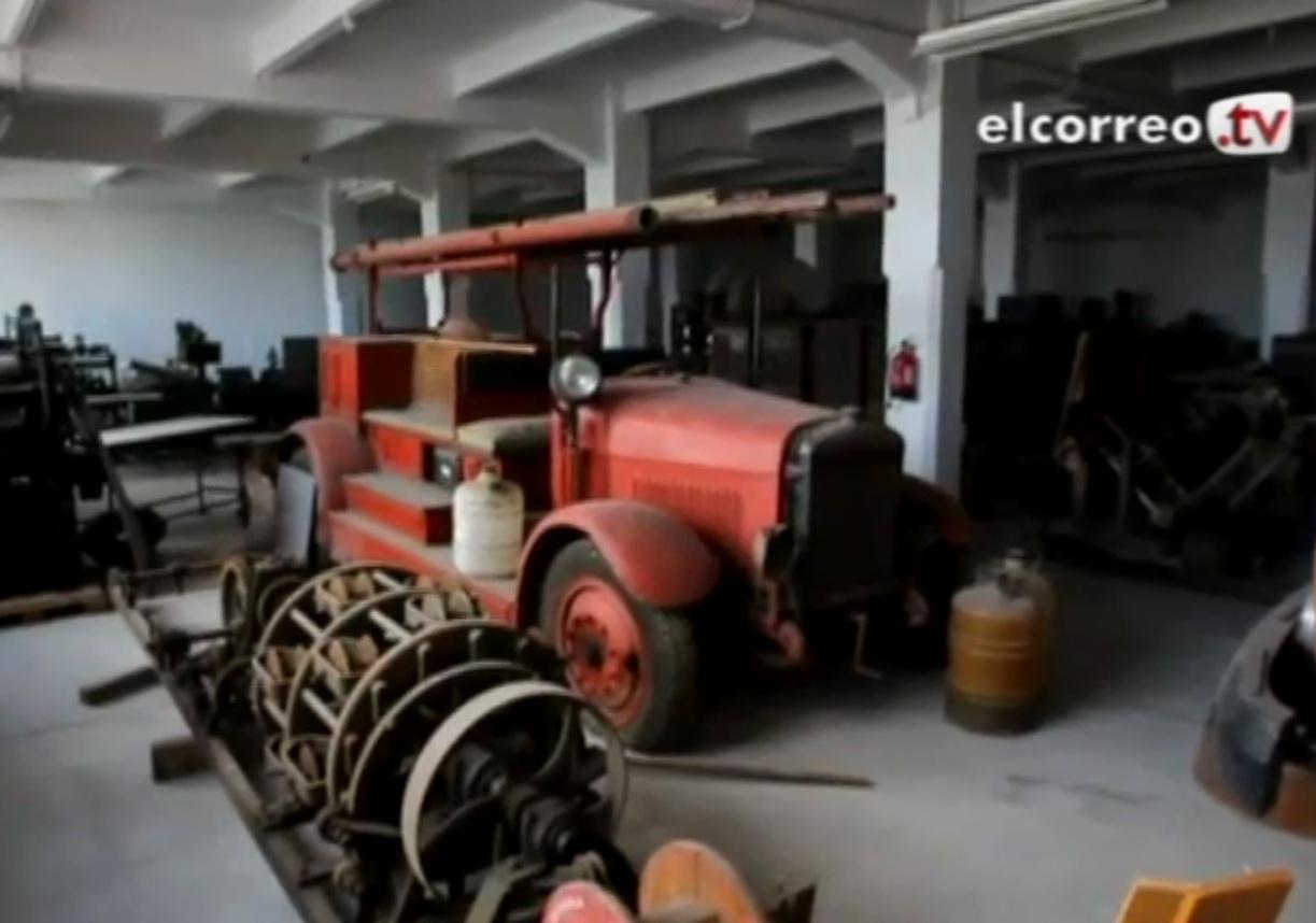 El patrimonio industrial mueble del pa s vasco se preserva for Factoria del mueble