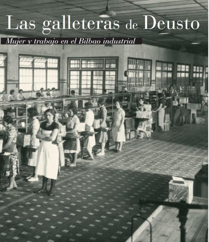 ARTIACH Las Galleteras de Deusto 2007 portada