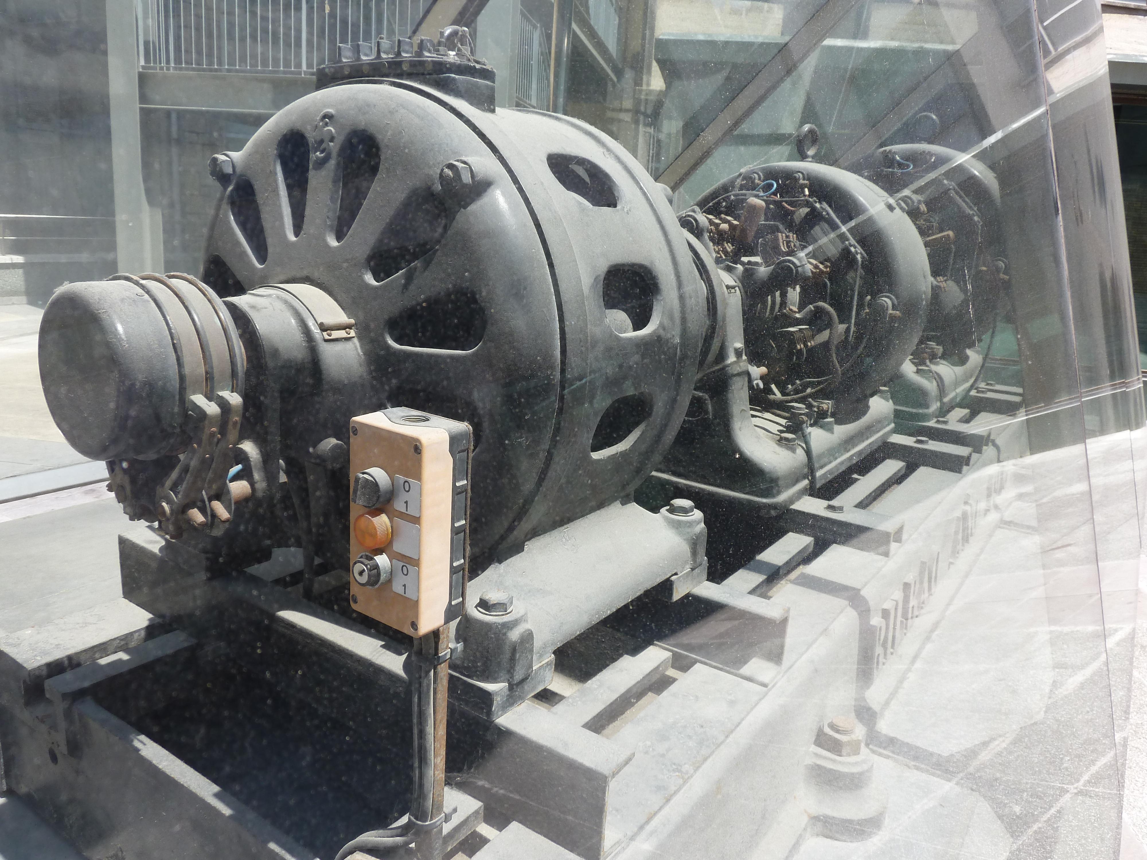 Grupo Generador Elctrico SIEMENS  AVPIOP