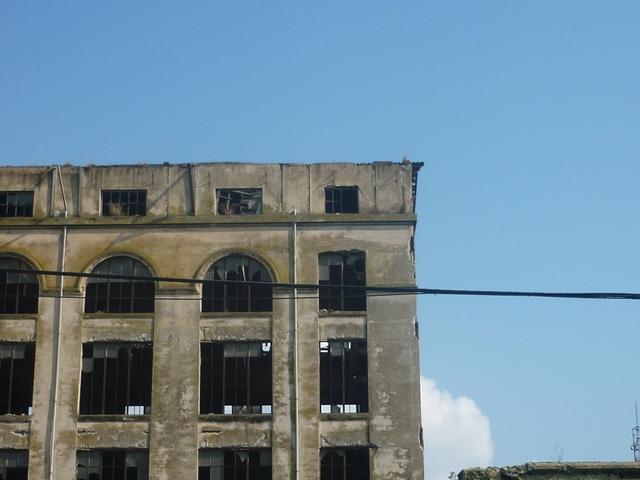Edificio de Molinos Vascos en Zorrotza, Bilbao, declarado Bien Cultural Calificado como Monumento. Foto: Ketari 10/11/2009 @ 11:27 Licencia : Libre Creative Commons BY-SA Reconocimiento y Compartir Igual)