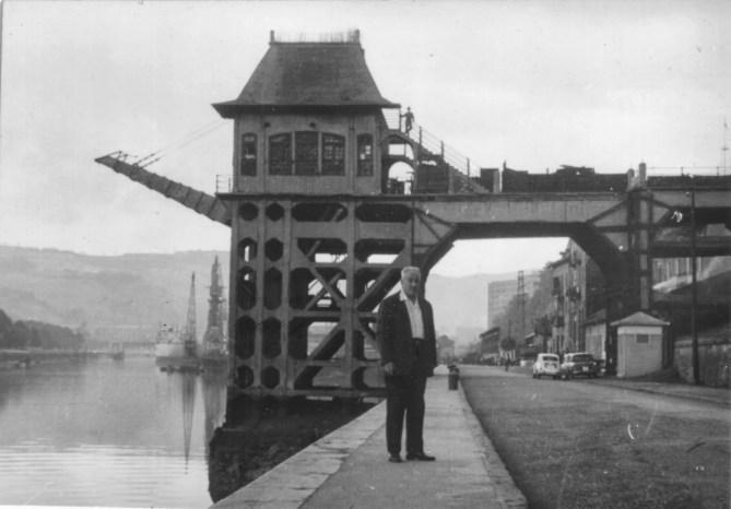 El cargadero de Olabeaga. (Fernando-F_-Sanz. Archivo Museo Vasco del Ferrocarril)