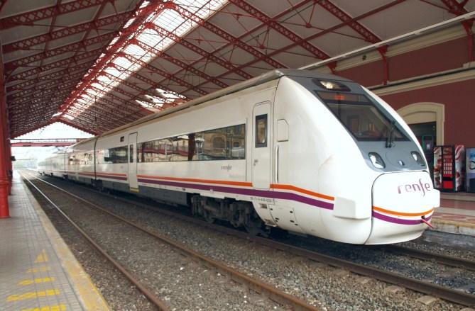 Estación del Norte de Donostia-San Sebastián (Wikimedia Commons).