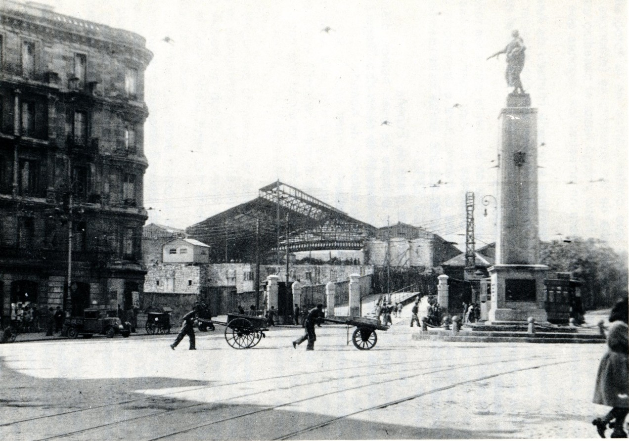 Bilbao la demolici n pre y posguerra de la antigua - Bilbao fotos antiguas ...